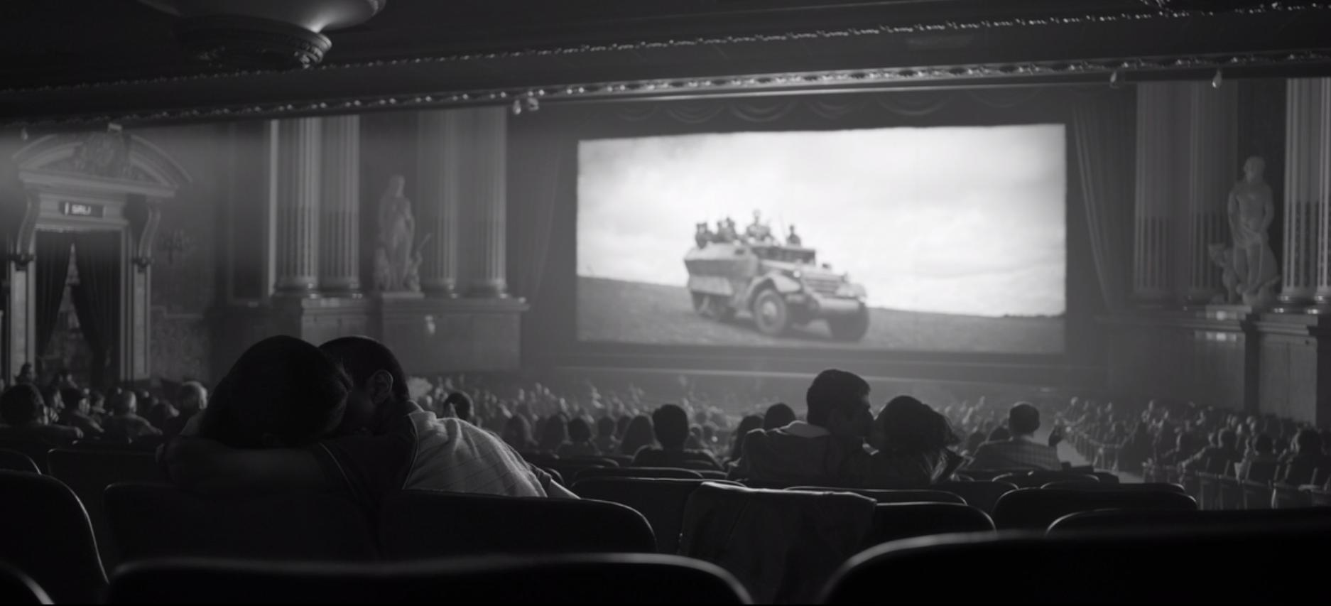 Roma Cinema Scene